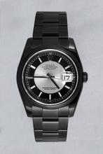 Rolex Datejust Men's 116200 Black Dial Watch