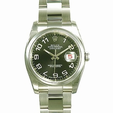 Rolex Datejust Men's 116200 Round Shape Watch