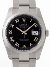 Rolex Datejust Men's 116200BKRO Mens Watch