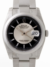 Rolex Datejust Men's 116200BKRSO Mens Watch