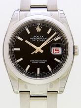Rolex Datejust Men's 116200BKSO Mens Watch