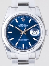 Rolex Datejust Men's 116200BLSO Mens Watch