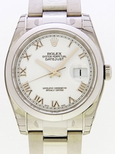 Rolex Datejust Men's 116200SRO Mens Watch