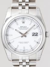 Rolex Datejust Men's 116200WSJ Mens Watch