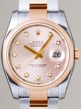 Rolex Datejust Men's 116201 Automatic Watch