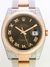 Rolex Datejust Men's 116201 Mens Watch
