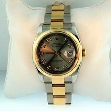 Rolex Datejust Men's 116203 Round Shape Watch