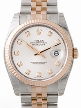 Rolex Datejust Men's 116231 Mens Watch