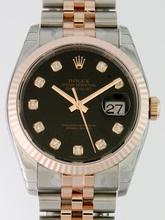 Rolex Datejust Men's 116231 Round Shape Watch
