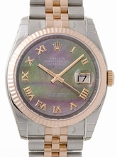 Rolex Datejust Men's 116231 Stainless Steel Watch Watch