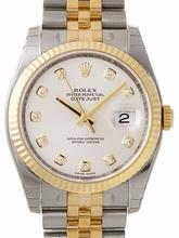 Rolex Datejust Men's 116233 Automatic Watch