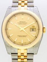 Rolex Datejust Men's 116233 Round Shape Watch