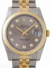 Rolex Datejust Men's 116233GYDJ Mens Watch