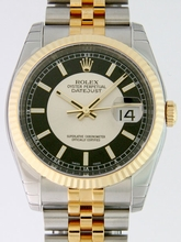 Rolex Datejust Men's 116233SBKSJ Mens Watch