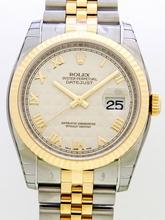 Rolex Datejust Men's 116233SRJ Mens Watch