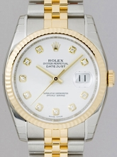Rolex Datejust Men's 116233WDJ Mens Watch