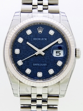 Rolex Datejust Men's 116234 Mens Watch Watch