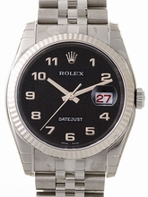 Rolex Datejust Men's 116234 Round Watch Watch