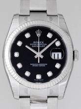 Rolex Datejust Men's 116234 Stainless Steel  Watch