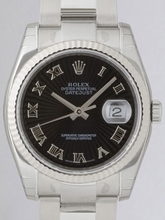Rolex Datejust Men's 116234 TOP6033 Watch