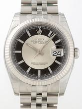 Rolex Datejust Men's 116234BKRSJ Mens Watch