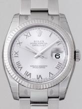 Rolex Datejust Men's 116234SRO Mens Watch