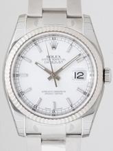 Rolex Datejust Men's 116234WSO Mens Watch