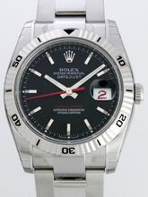 Rolex Datejust Men's 116264BKSO Mens Watch