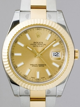 Rolex Datejust Men's 116333 Automatic Watch