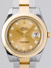 Rolex Datejust Men's 116333 Mens Watch