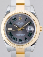 Rolex Datejust Men's 116333GYRO Mens Watch