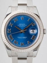 Rolex Datejust Men's 116334 Automatic Watch