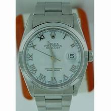 Rolex Datejust Men's 16200 Mens Watch