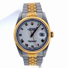 Rolex Datejust Men's 16233 Automatic Watch