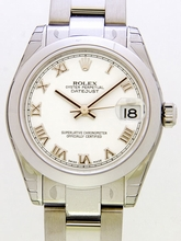 Rolex Datejust Midsize 178240WRO Mens Watch