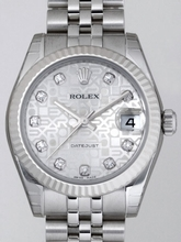 Rolex Datejust Midsize 178274 Automatic Watch