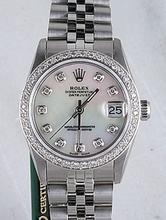 Rolex Datejust Midsize 68000 Unisex Watch