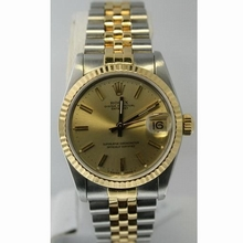 Rolex Datejust Midsize 68273 Midsize Watch