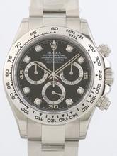 Rolex Daytona 116509 Black Dial Watch