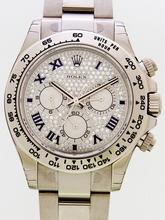 Rolex Daytona 116509 Diamond Dial Watch
