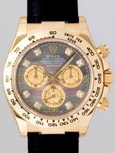 Rolex Daytona 116518 Black Dial Watch
