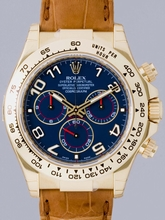Rolex Daytona 116518 Blue Dial Watch