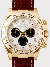 Rolex Daytona 116518 Silver Dial Watch