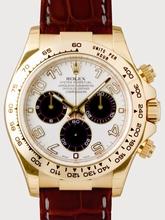 Rolex Daytona 116518 Silver Dial Watch