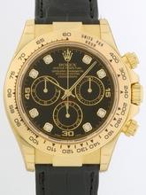 Rolex Daytona 116518BKDL Mens Watch