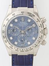 Rolex Daytona 116519 Blue Band Watch