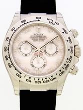 Rolex Daytona 116519 Silver Dial Watch