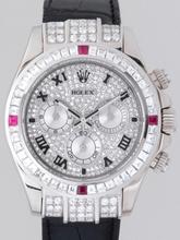 Rolex Daytona 116519 White Gold Case Watch