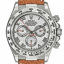 Rolex Daytona 116519 Yellow Dial Watch