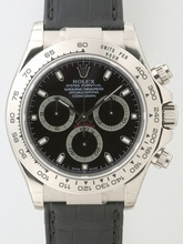 Rolex Daytona 116519BKSL Mens Watch